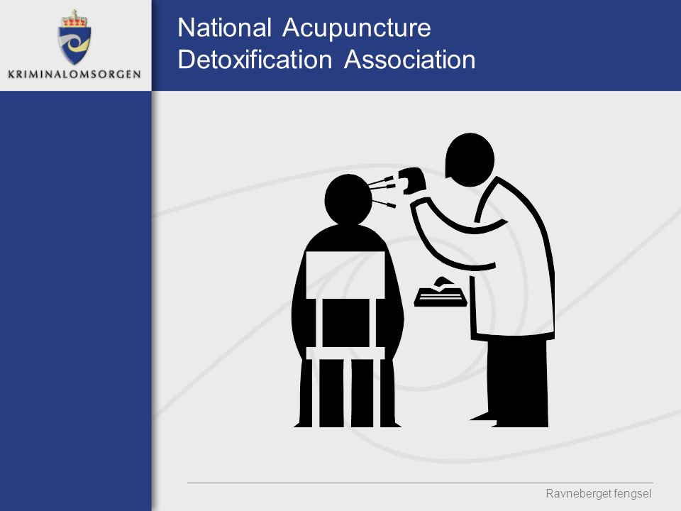 National Acupuncture Detoxification Association