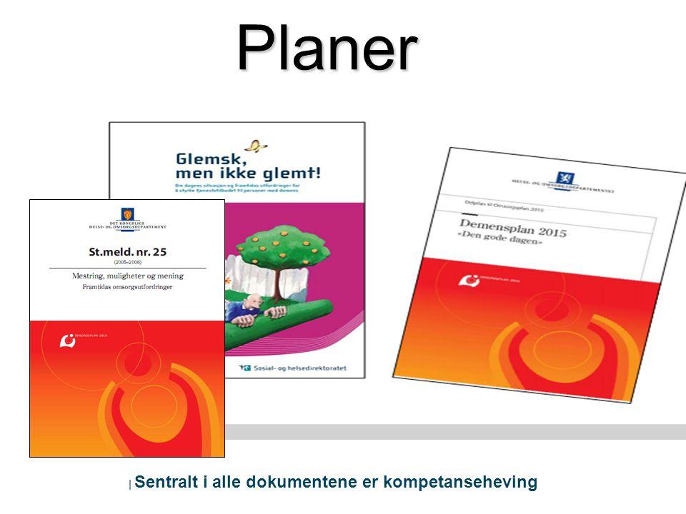 Planer Stortingsmelding 25 (2005-2006):