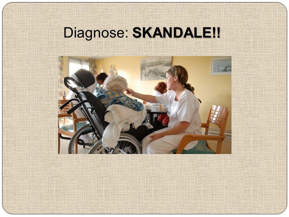 Diagnose: SKANDALE!!