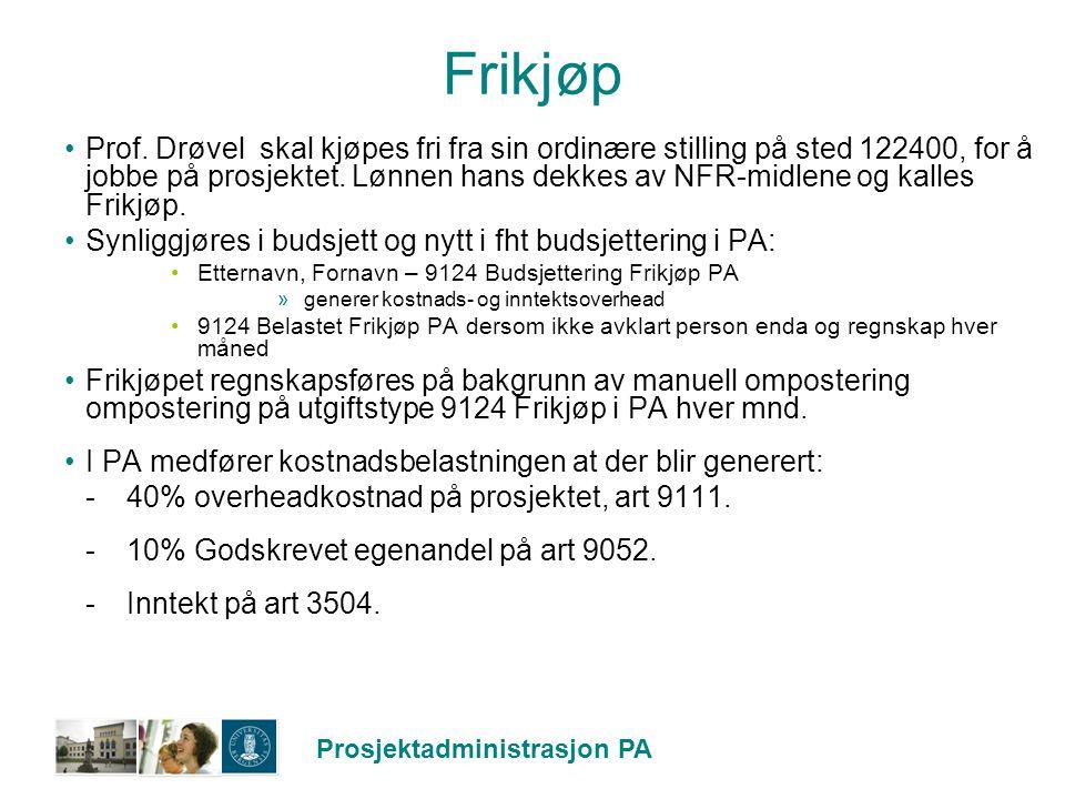 Frikjøp