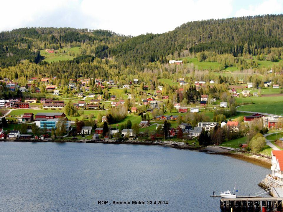 Tingvoll: Overasket meg først da jeg kom til min hjemkommune: