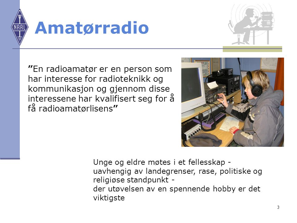 Amatørradio