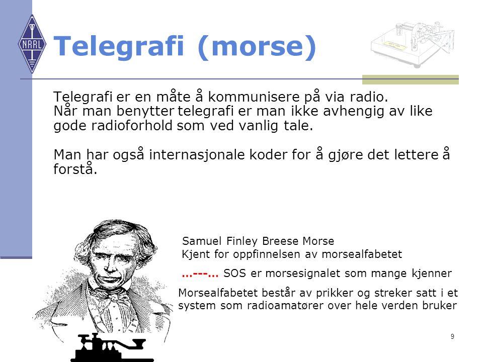 Telegrafi (morse)