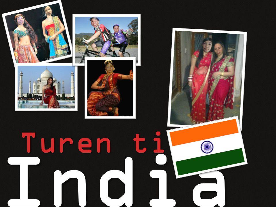 Turen til India