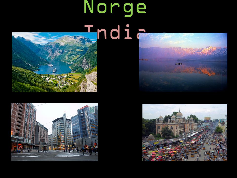 Norge India