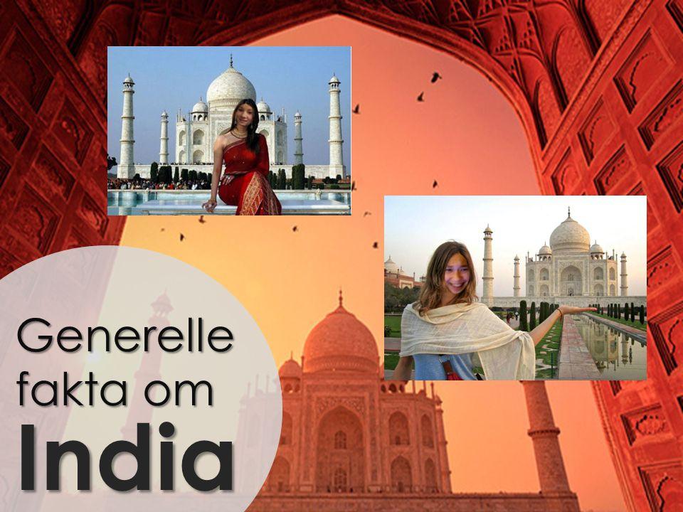 Generelle fakta om India