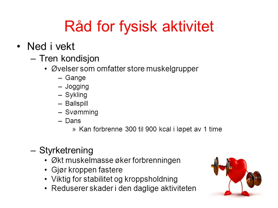 Råd for fysisk aktivitet