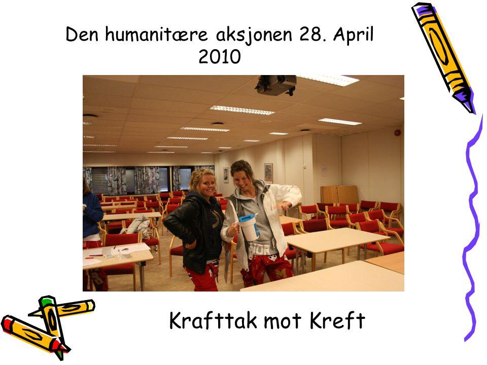 Den humanitære aksjonen 28. April 2010
