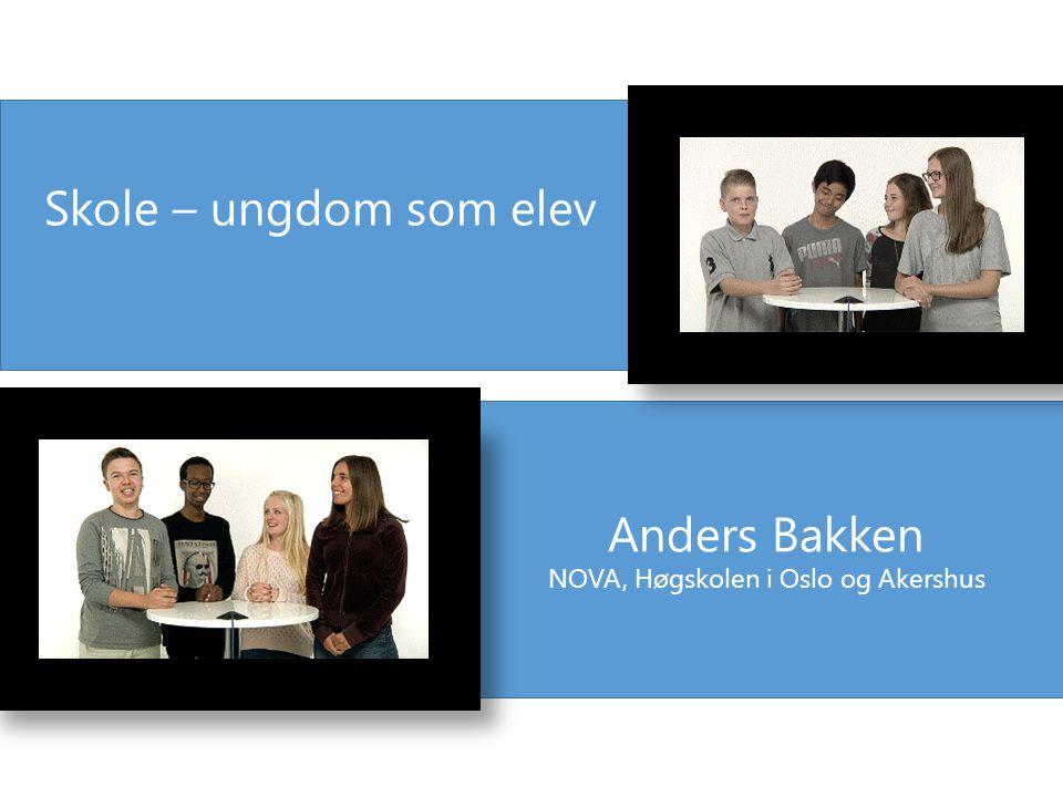 NOVA, Høgskolen i Oslo og Akershus
