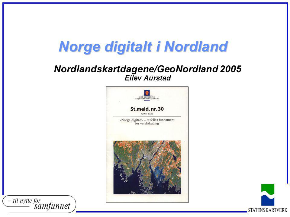 Norge digitalt i Nordland