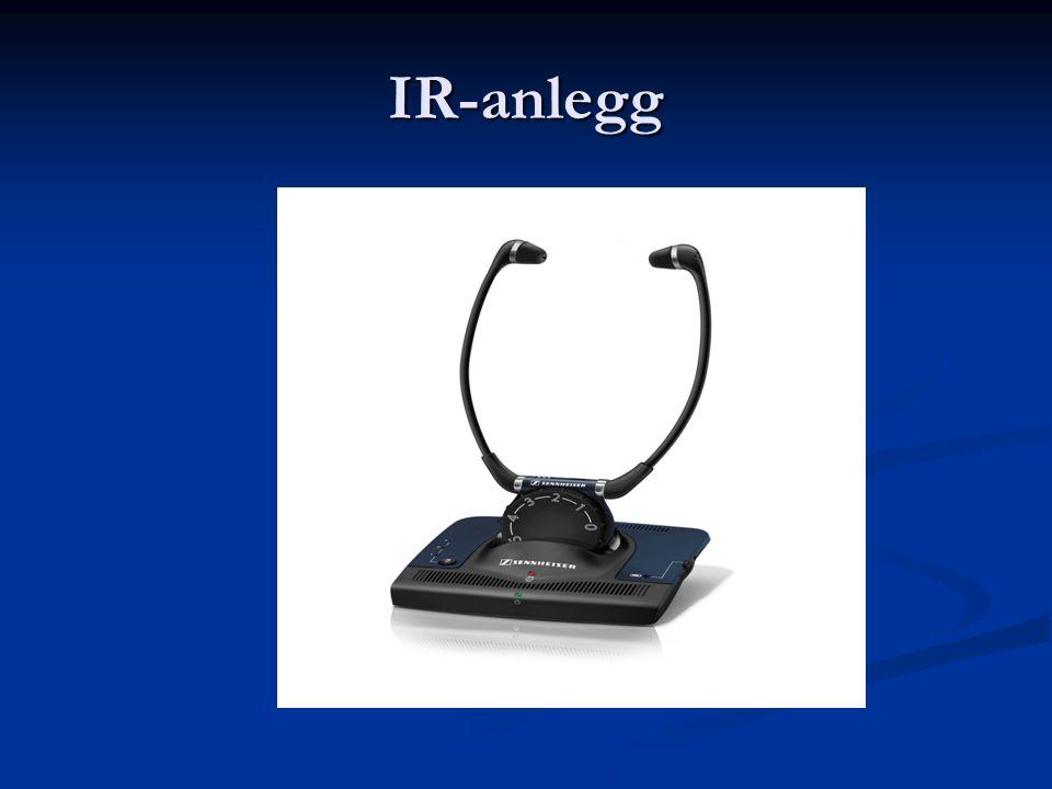 IR-anlegg