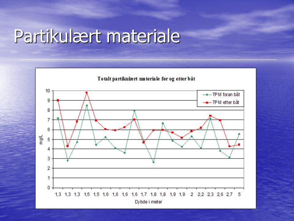 Partikulært materiale