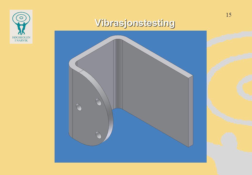 15 Vibrasjonstesting