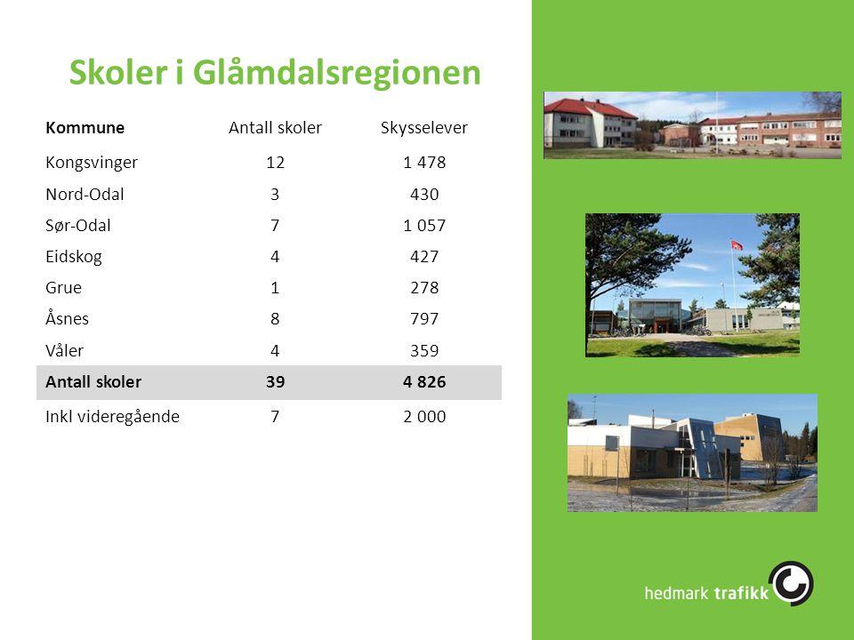 Skoler i Glåmdalsregionen