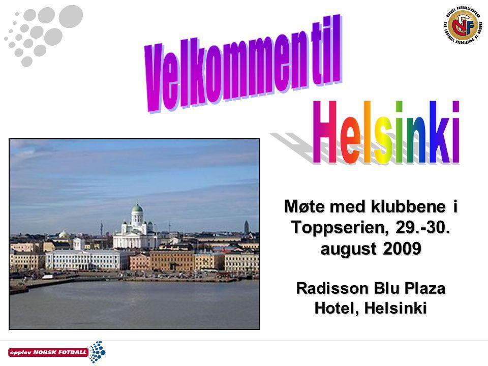 Velkommen til Helsinki