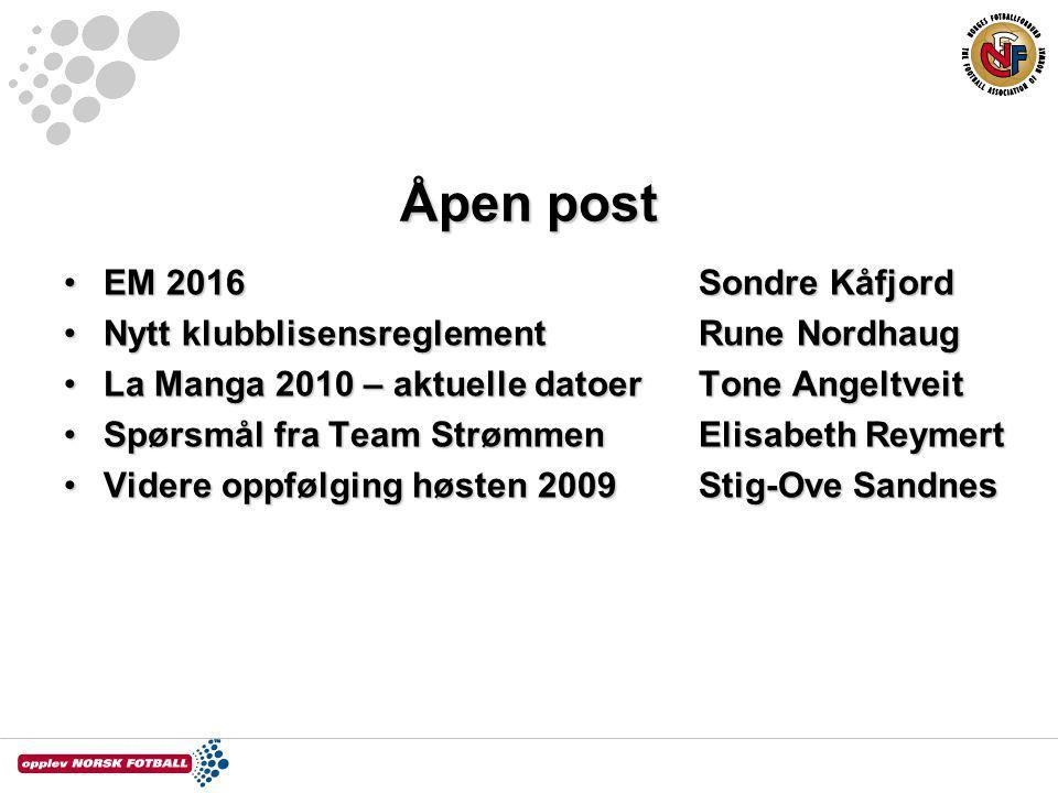 Åpen post EM 2016 Sondre Kåfjord