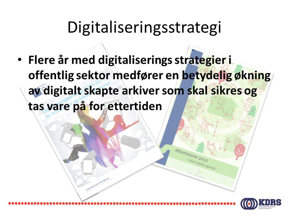 Digitaliseringsstrategi