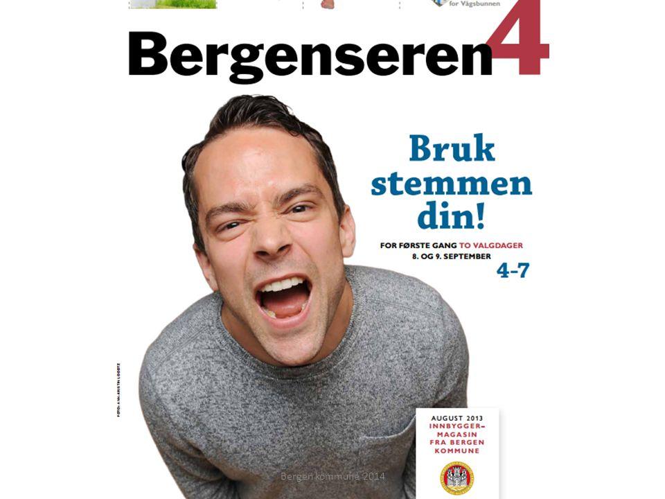 Bergen kommune 2014