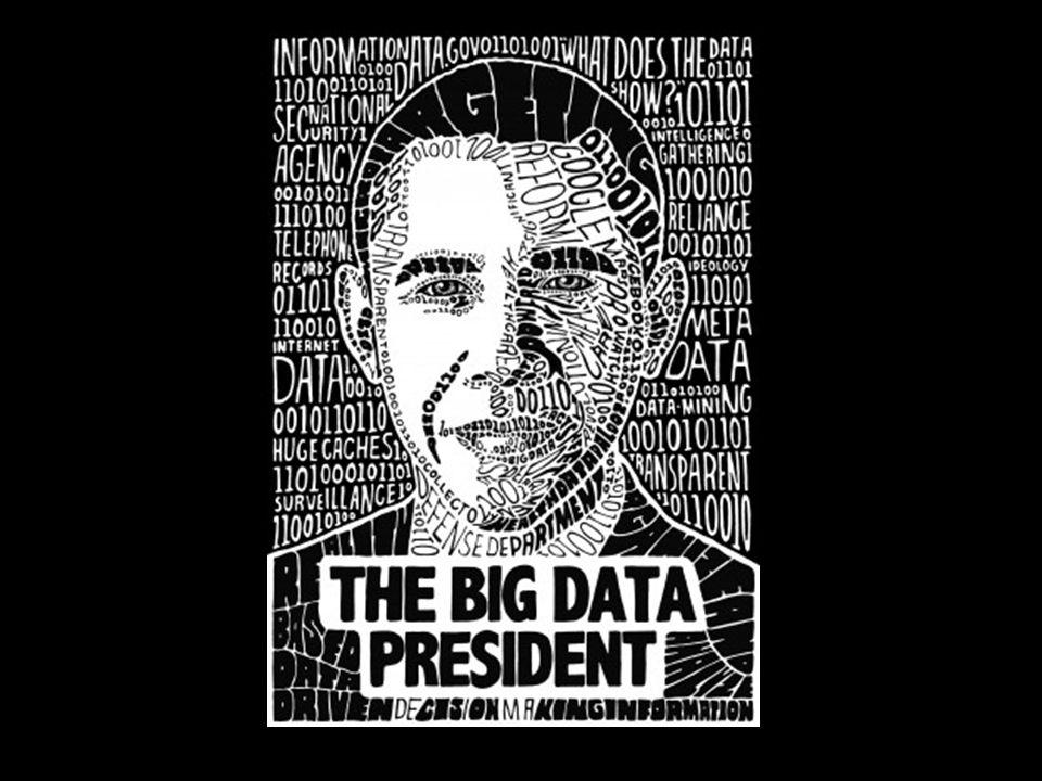 President Obama vant et overlegent valg i 2012, og mye av strategien som gjorde at han lyktes var bruk av data.