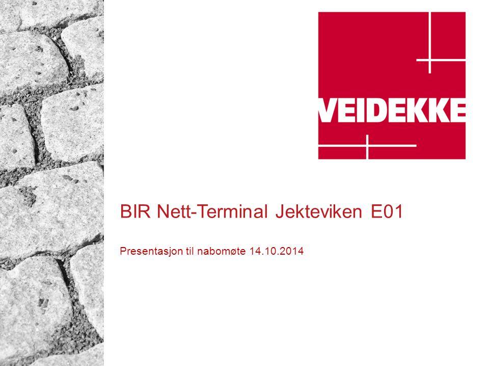 BIR Nett-Terminal Jekteviken E01