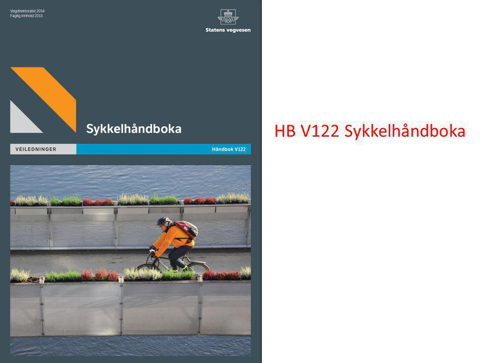HB V122 Sykkelhåndboka