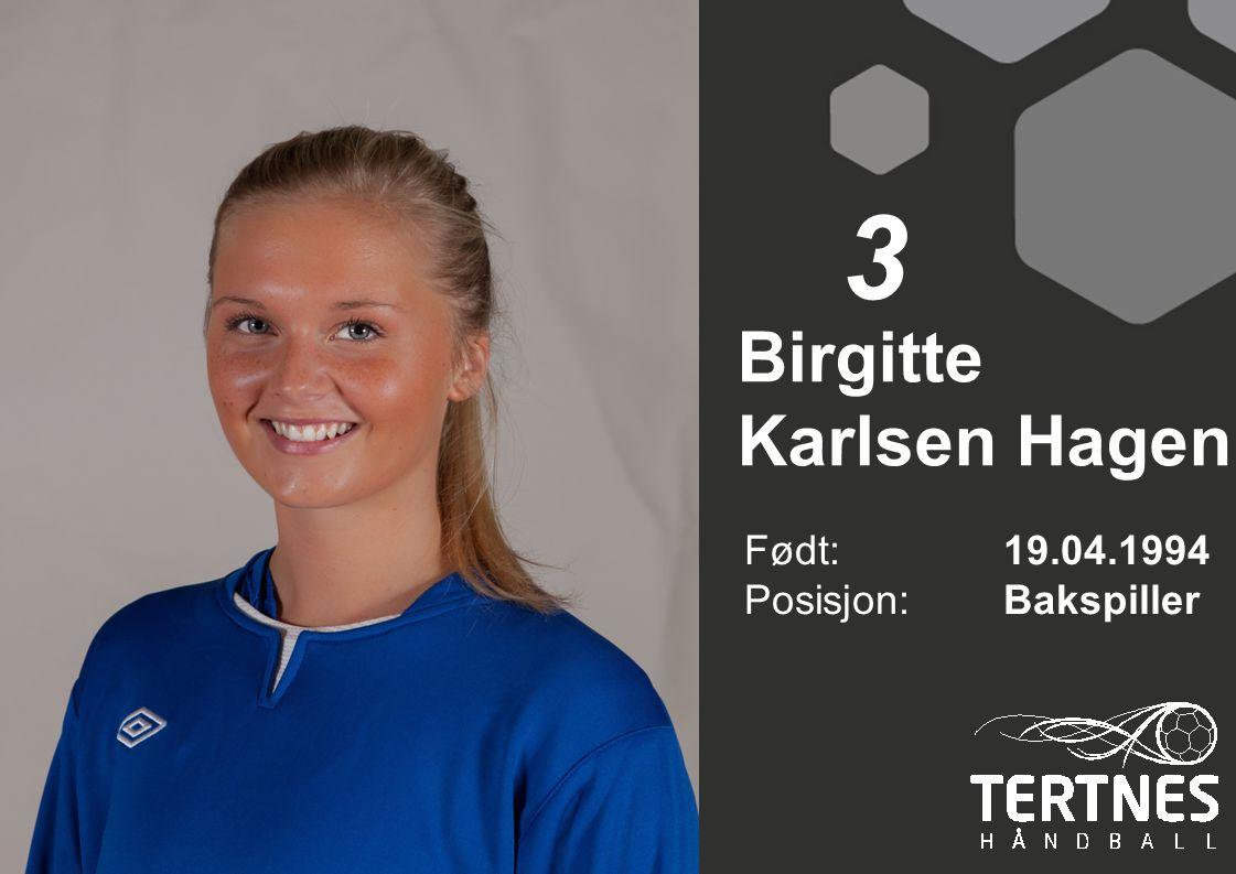 Birgitte Karlsen Hagen