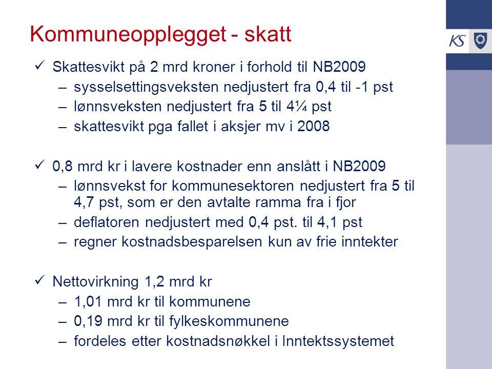 Kommuneopplegget - skatt