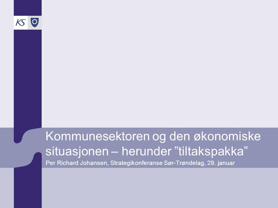 Per Richard Johansen, Strategikonferanse Sør-Trøndelag, 29. januar