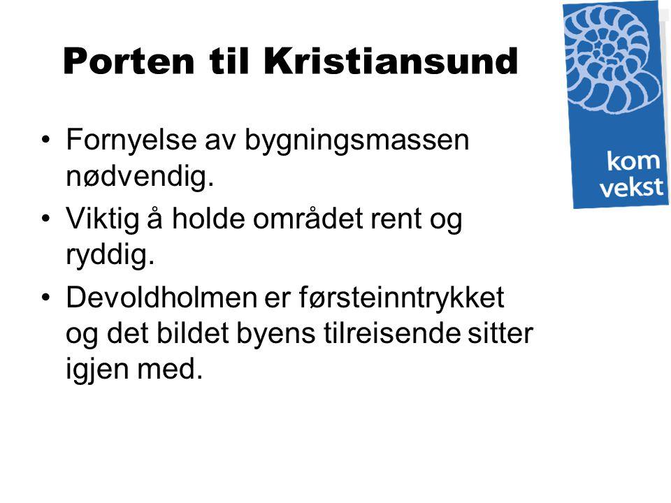 Porten til Kristiansund