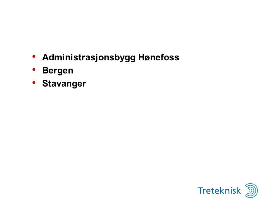 Administrasjonsbygg Hønefoss