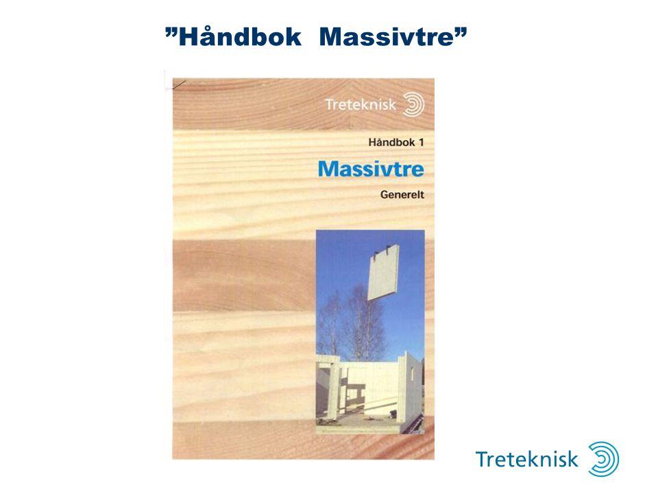 Håndbok Massivtre