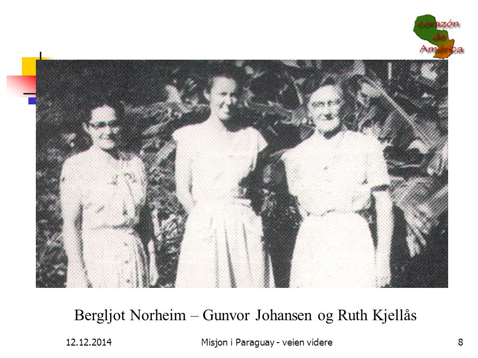 Bergljot Norheim – Gunvor Johansen og Ruth Kjellås