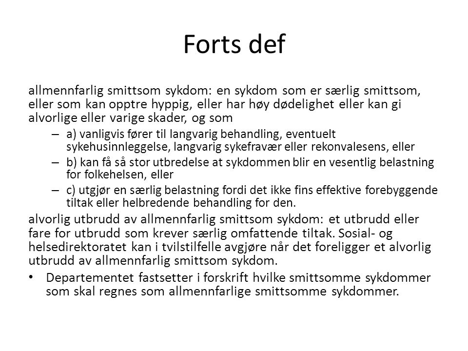 Forts def
