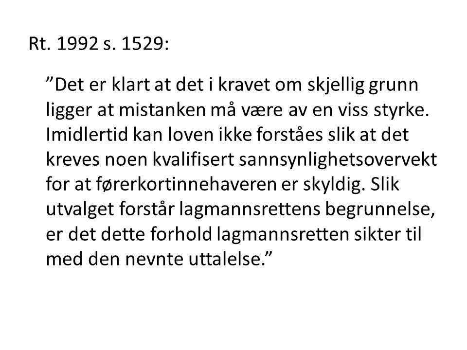 Rt. 1992 s. 1529: