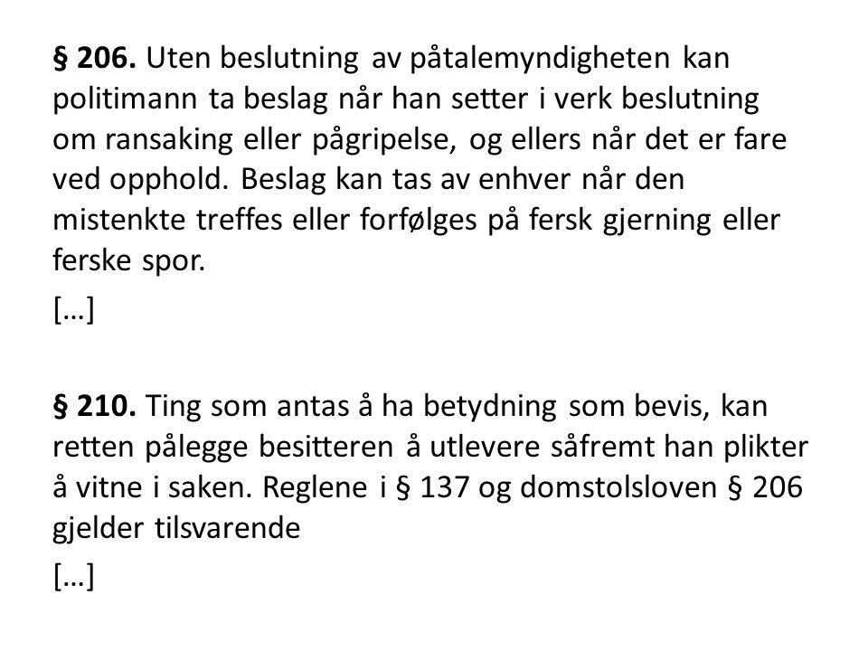 § 206.