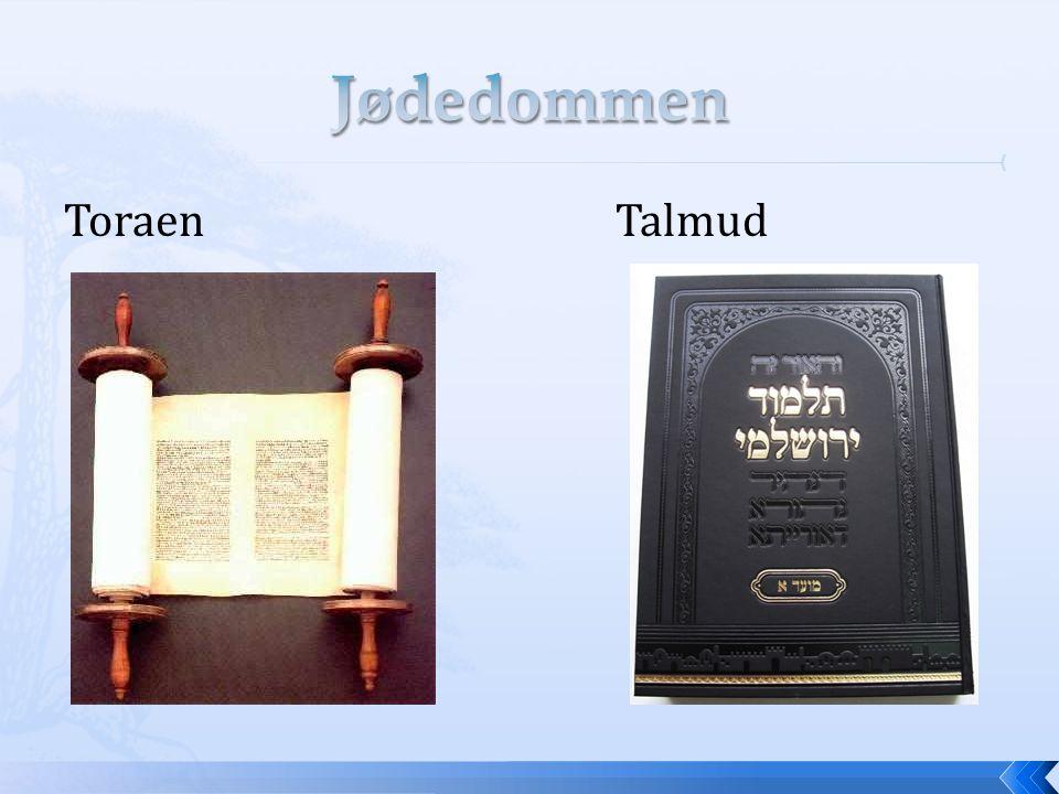 Jødedommen Toraen Talmud