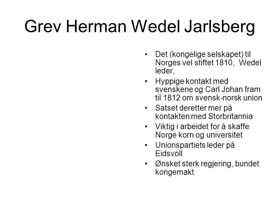 Grev Herman Wedel Jarlsberg