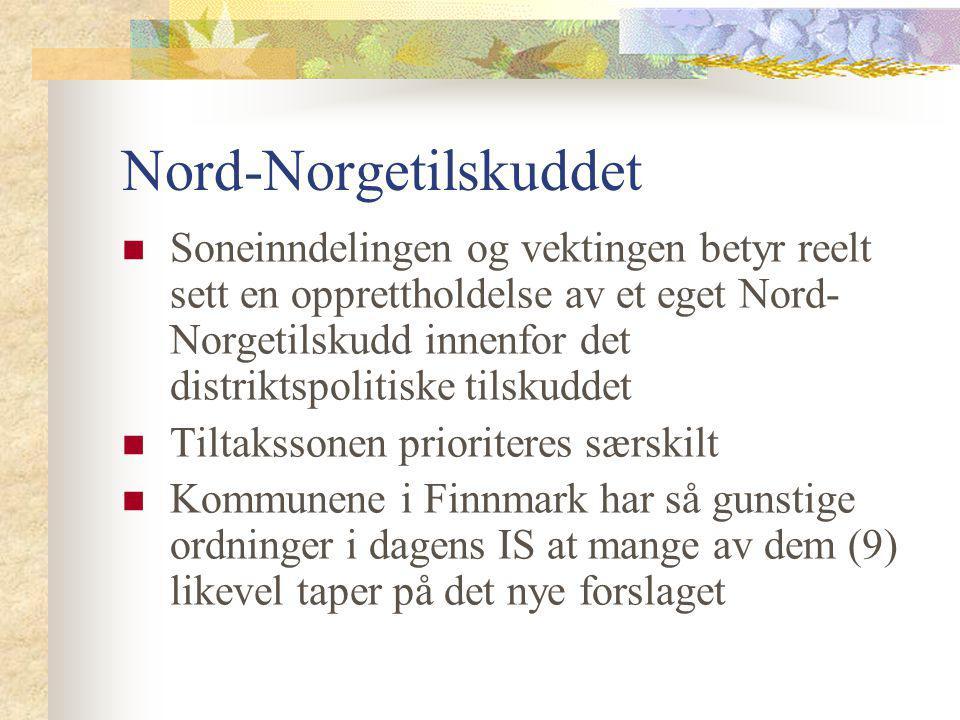 Nord-Norgetilskuddet