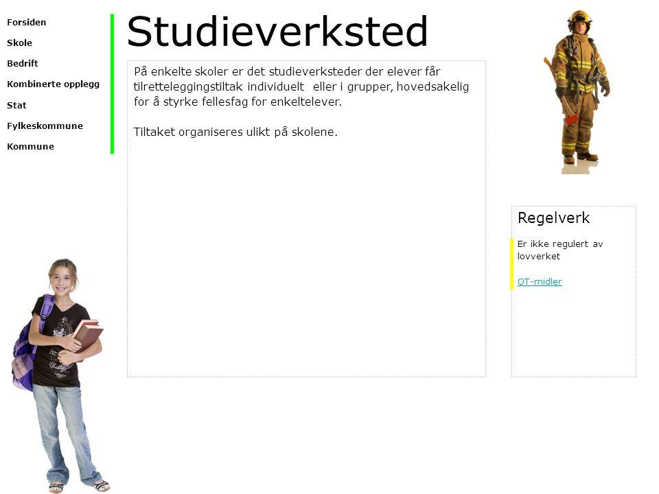 Studieverksted Regelverk