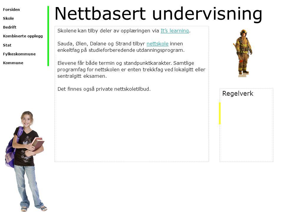 Nettbasert undervisning