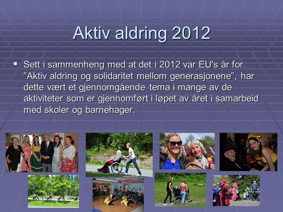 Aktiv aldring 2012