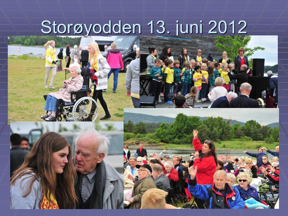 Storøyodden 13. juni 2012