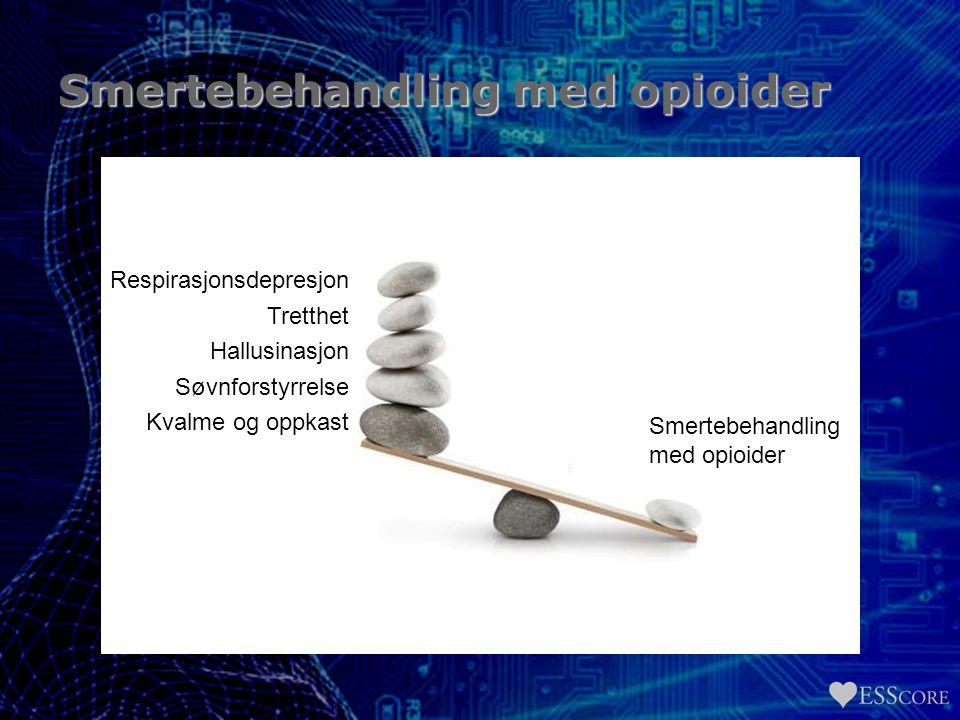 Smertebehandling med opioider