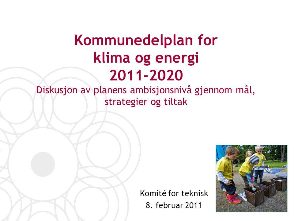 Komité for teknisk 8. februar 2011