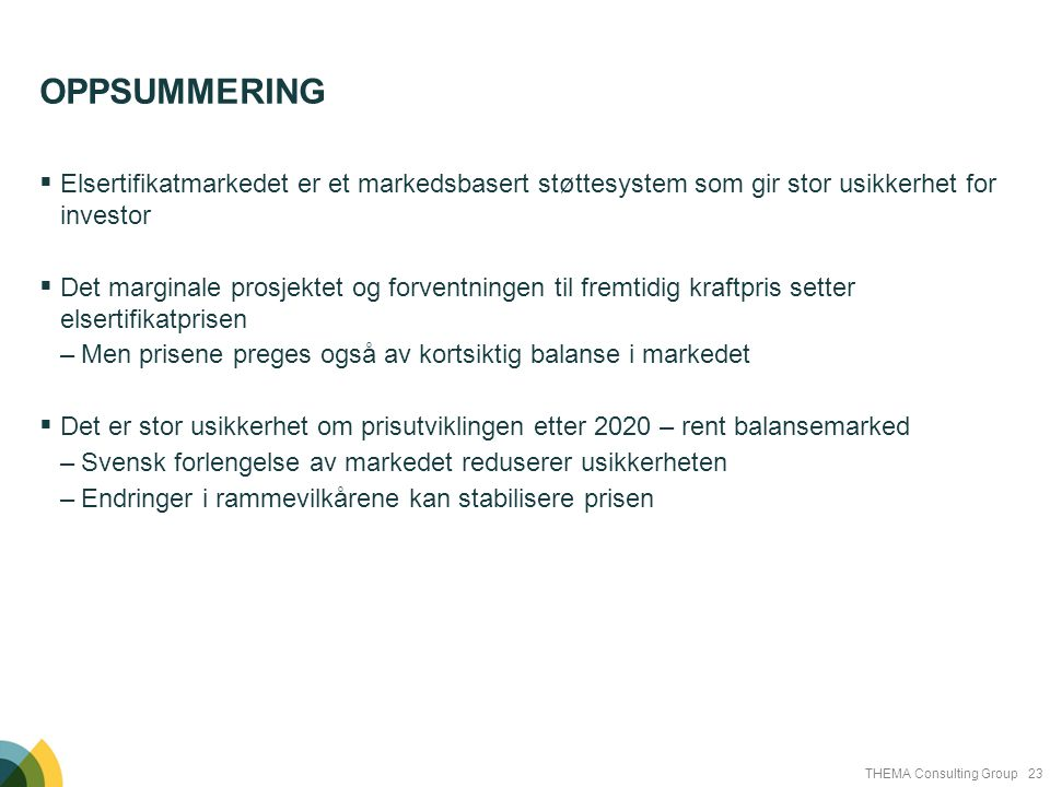 thema consulting group