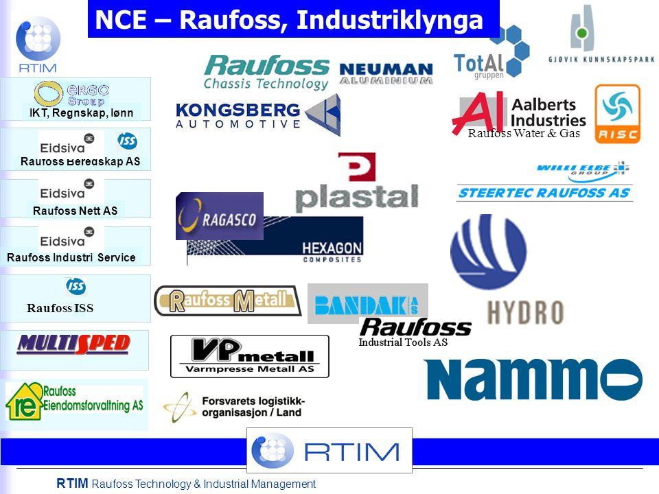 Raufoss Industri Service