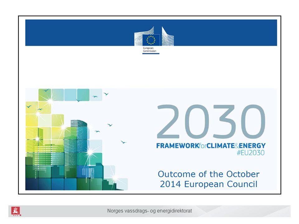 EU er en viktig drivkraft for omstilling av energisystemet i Europa.