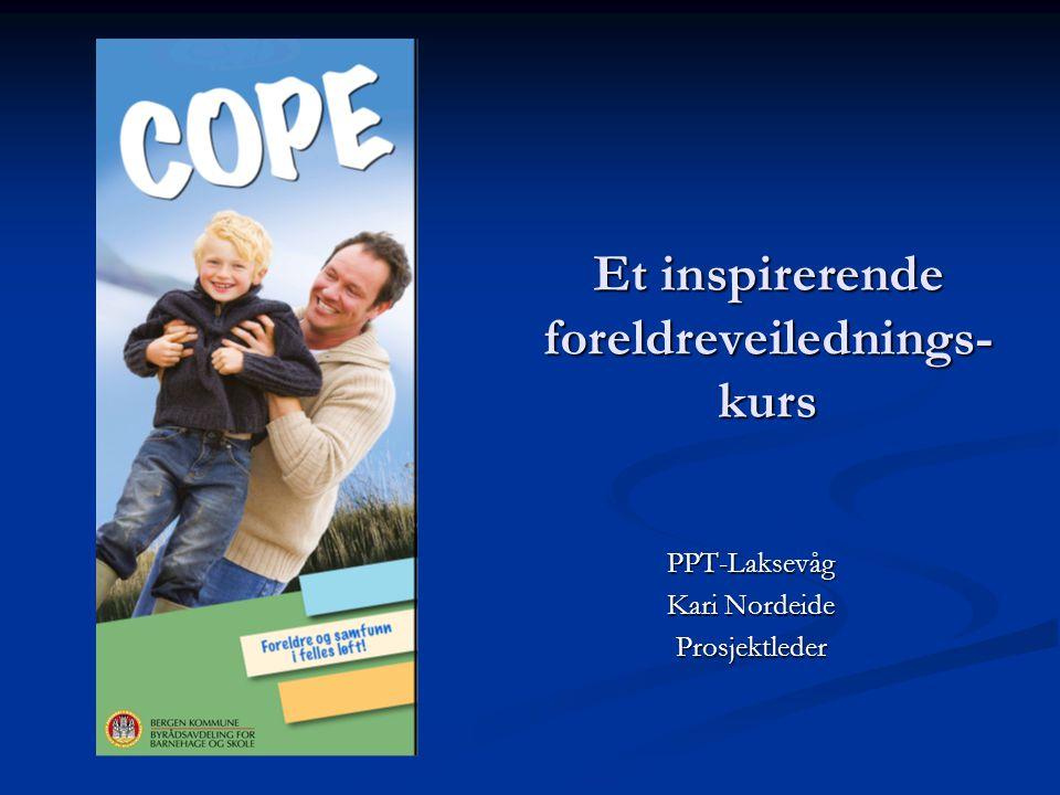 Et inspirerende foreldreveilednings- kurs