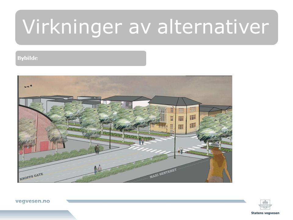 Virkninger av alternativer