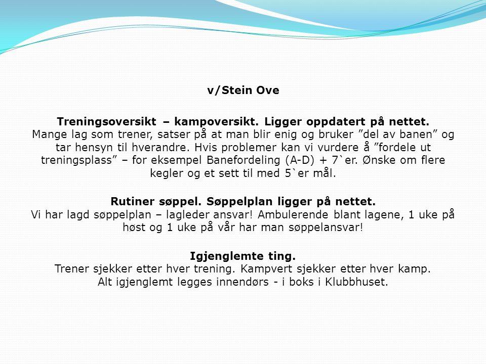 v/Stein Ove.